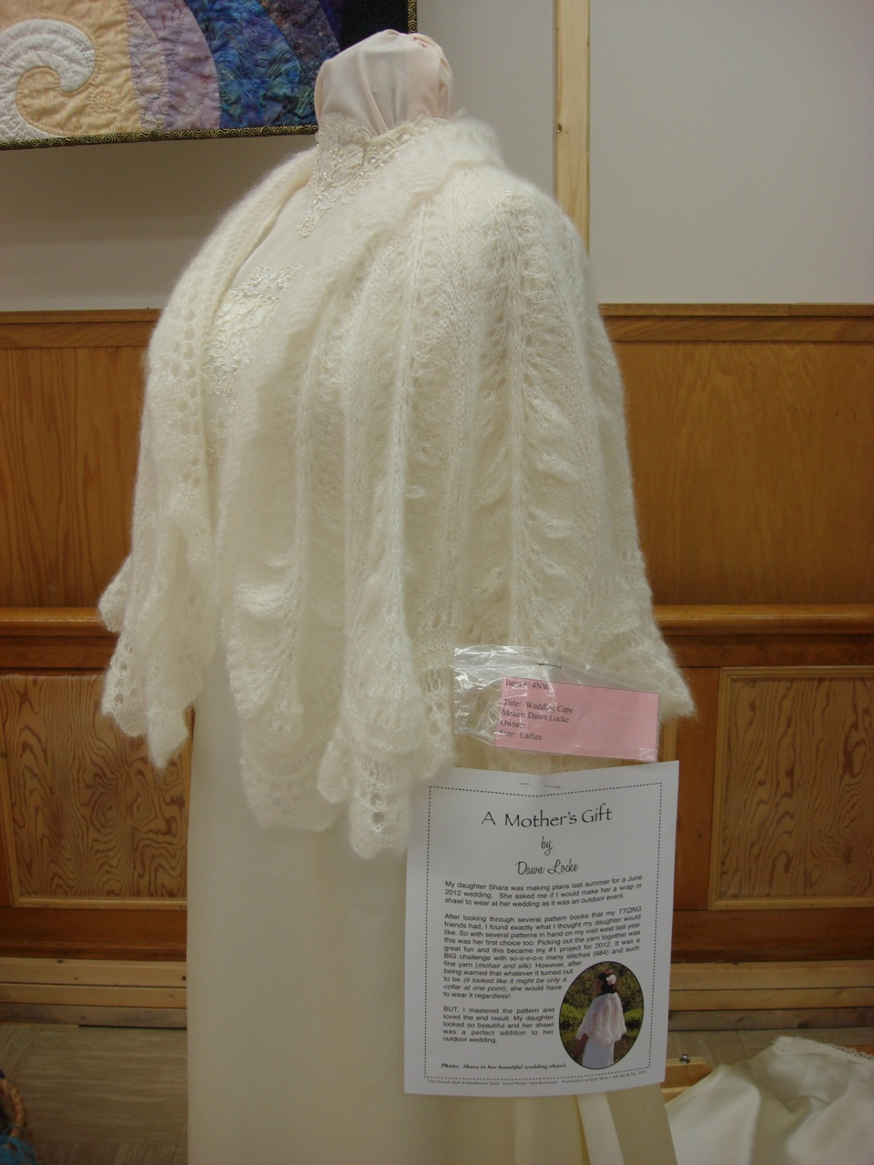 WeddingShawl